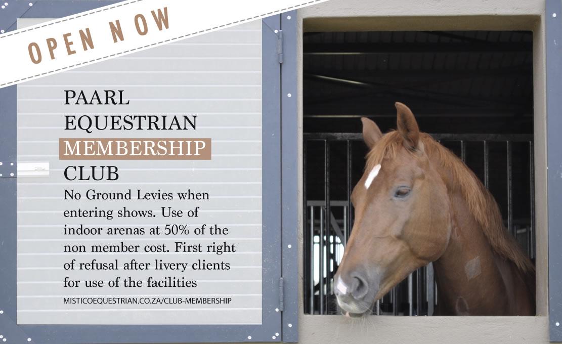 Paarl Equestrian Club