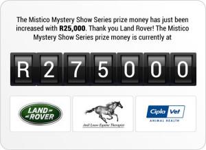 Show Series Prize Money