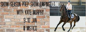 Jumping Clinic With Kate Murphy